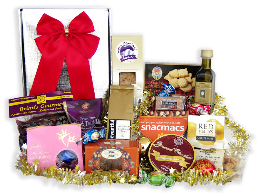 Australia gift hampers for new zealand customers australian hamper australian christmas hamper negle Gallery