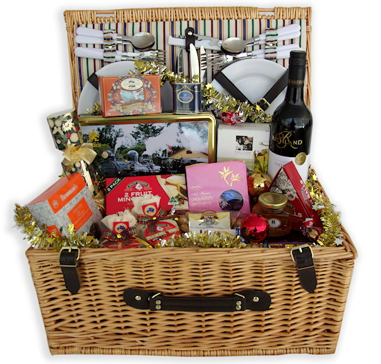 Christmas hampers by silver service hampers corporate hampers silver service hampers notice at 12 midday wednesday 20th december we have 1 luxury 2 person picnic basket left ring gael on 0419 629 892 for last negle Choice Image